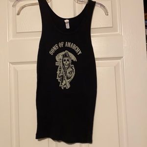 Sons of Anarchy tank